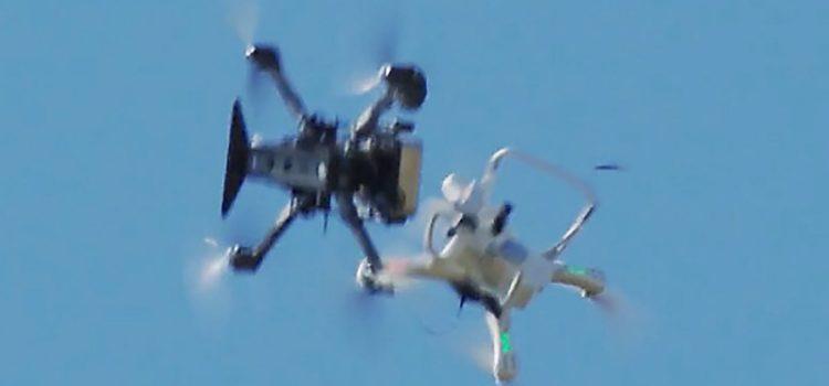 Anduril Creates Drone-Killing Kamakazi Drones